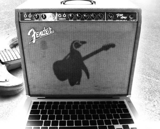 Guitarix - GNU/Linux Virtual Amplifier